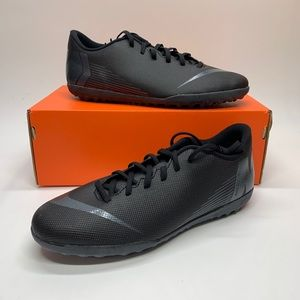 Nike Mercurial Vapor 12 Club TF Men's Soccer Black